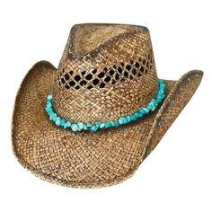 bb87ffed258 Year Of Summer Straw Cowgirl Hat