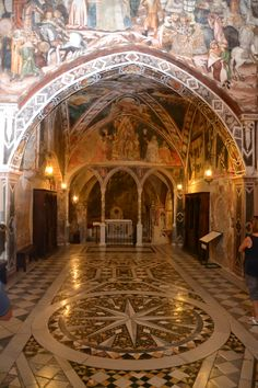 monastero benedettino (Subiaco)