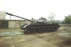 T-55A in Hungarian service.
