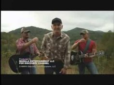 "▶ Moonshiners- Jim Tom ""Golly That's Good"" Official music video - YouTube"