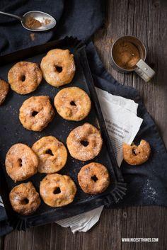 Nicest Things - Food, Interior, DIY: Frittierte Apfelringe im Bierteig - so schmeckt sächsisch & Giveaway