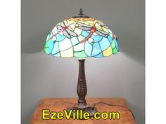 Excellent idea on Tiffany Lamps With Birds001Gorgeous Tiffany Lamps Real Or Fake   Tiffany lamps   Pinterest. Tiffany Style Lamps Qvc Uk. Home Design Ideas