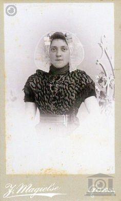 Klederdracht Goes 1890