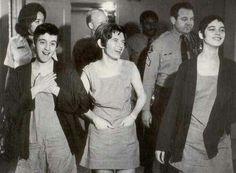 Manson girls.