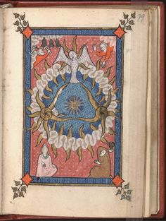 Rothschild Canticles - Beinecke MS 404 79r