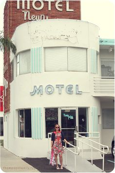 New Yorker Motel, Miami Beach