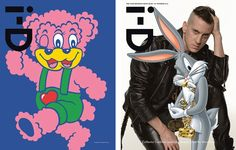 I-D celebrates its 35th anniversary with limited edition designer covers | #JeremyScott #Moschino #iD #hgissue