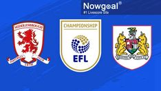 Match Time:2/24/2021 03:00 Wednesday (GMT+8) England Championship -- Middlesbrough VS Bristol City Middlesbrough will be keen to take another step closer to the Championship playoff positions when they host Bristol City on Tuesday. Eighth-placed Boro are currently three points behind the top six, while the Robins' horrific recent run of form has left them in 15th position. England Championship, The Championship, Wednesday, Tuesday, Clash On, Bristol City, Middlesbrough, Robins, Boro