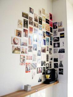 Adictaaloscomplementos: Decoración: Ideas sencillas para decorar una pared vacía