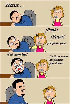 Tus pastillas para dormir. #humor #risa #graciosas #chistosas #divertidas