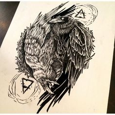 Design available!! #illustration, #raven, #ilustracion, #cuervo, #raventattoo, #tatuajecuervo, #linework, #dotwork, #darkwork, #blackwork, #blackworkers, #BLXCKINK, #blacktattooart, #crow, #barcelonatattoo, #inkwork, #inked, #blackworkerssubmission, #barcelona, #senytattoos, #mishla, #tattoo