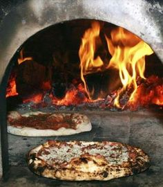Oh the Pizza in Italy . . .