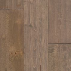 Greige Maple Hand Scraped Solid Hardwood - x - 100155753 Acacia Hardwood Flooring, Maple Hardwood Floors, Grey Wood Floors, Lifeproof Vinyl Flooring, Hand Scraped Hardwood, Polished Porcelain Tiles, Staining Cabinets, Luxury Vinyl Plank, Floor Decor