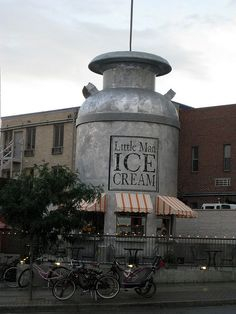 Denver's Little Man Ice Cream