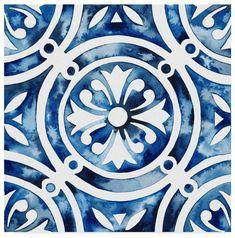 Azulejo personalizado numero casa cenefa 15x20 number house tile personalized