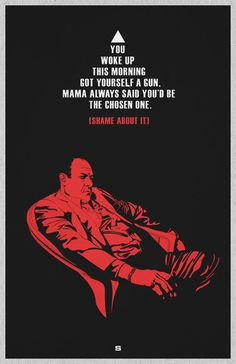 The Nowhere Man Sopranos Tv Quotes, Movie Quotes, Best Tv Shows, Favorite Tv Shows, Mafia, Real Gangster, Gangster Quotes, What Is Drama, Les Sopranos