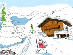 JOKES ON THE SLOPES, with a colouring in therapy twist!  RELAX and unwind with adults COLOURING IN therapeutic book. Out for Christmas time! Take a look at; www.colourtherapytwist.co.uk www.amazon.com/author/estherloftusgough