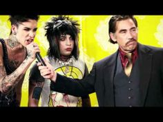 Blood on the Dance Floor Botdf DEATH TO YOUR HEART music video - YouTube