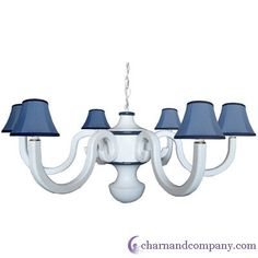 Davenport Large Scroll Chandelier   Jack and Jill Boutique
