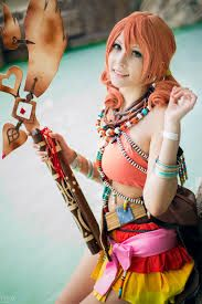 Cosplayer Kiara Berry shares with iDigitalTimes her new Final Fantasy XIII costume for character Vanille.