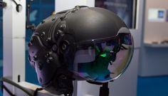 Visión nocturna para los cascos de piloto del futuro