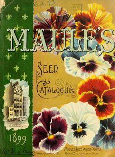Maule's Seed Catalogue (1899).