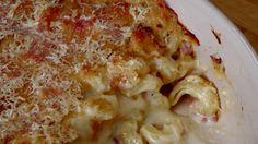 Mac and Cheese - recipe  Laura Vitale - Laura in the Kitchen Episode 209. A recipe by [Laura in the Kitchen (YouTube Channel)](http://www.youtube.com/chan