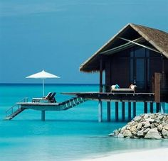 oh my goodness... One&Only Reethi Rah, Maldives