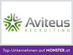 Aviteus Recruiting e. Monster, Partner, Profile, Logos, Counseling, Business, User Profile, Logo
