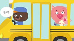 Download Wheels on the Bus song at http://www.kiboomukidssongs BUY WHEELS ON THE BUS on iTunes: https://itunes.apple.com/us/album/the-wheels-on-the-bus/id613...