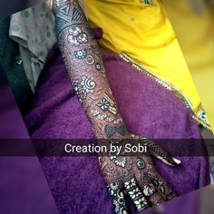 Kashee's Mehndi Designs, Mehndi Design Photos, Kashees Mehndi, Bridal Mehndi, Islamic Art Calligraphy, Hand Henna, Hand Tattoos, Brides, Wedding Bride
