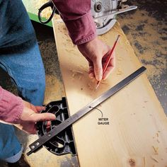 http://www.familyhandyman.com/tools/clever-new-uses-for-your-tools#18