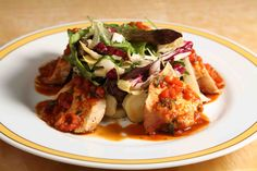 @francoispayard....  At FP Patisserie UES  the Warm Chicken Salad