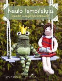 """Read """"Knitted Toy Tales Irresistible Characters for All Ages"""" by Laura Long available from Rakuten Kobo. From bunnies and bears to Russian dolls and robots, discover a unique range of over 20 adorable little knitted character. Knitting Paterns, Knitting Books, Baby Knitting, Crochet Patterns, Easy Crochet, Crochet Hats, Crochet Books, Traditional Toys, This Little Piggy"""