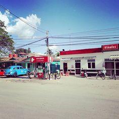 #gasstation #shell  #cubaclasiccars