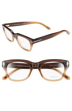 Tom Ford 50mm Optical Glasses (Online Only)