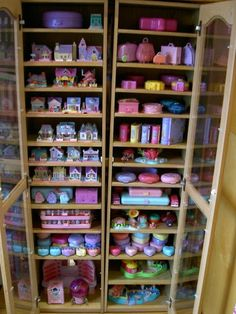 For my little girls!!! I loved Polly pockets as a kid (I still love them! ;) )