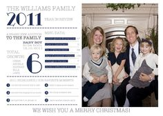 I'm saving this idea for our family Christmas card for this coming year--love this!