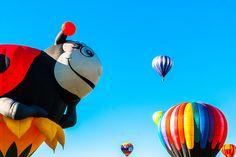 Reno Balloon Race
