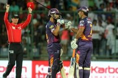 Riding on opener Ajinkya Rahane's fifth half-century of the tournament, Rising Pune Supergiants beat Delhi Daredevils by seven wickets in a league match of the Indian Premier League (IPL) at the Ferozeshah Kotla Stadium here on Friday. Continuing his consistent run with the willow, the 27-year-old Rahane completed his 50 off just 38 balls, and his unbeaten 63 came off...  Read More