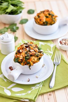 Welcome to my new favorite breakfast: Butternut Squash and Chicken Mash