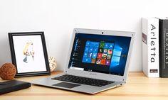"""Een complete laptop voor maar €164! met onze #Couponcode! De Dere D17 is een 14.1"""" Full HD Laptop 4GB DDR3 (uitbreidbaar tot 16GB!!!) en 64GB eMMC (SSD) drive. Draait op een 4-Core Intel processor! Tijdelijk €164 met #Coupon!   http://gadgetsfromchina.nl/dere-d17-14-1-win10-laptop-4gb64gb-e164-coupon/  #Gadgets #Gadget #GadgetsFromChina #Gearbest #Sale #deal #offer #Dere #D17 #Laptop #Notebook #Intel #win10 #windows #design #upgrade #fast #study #School #Cheap #Coupon #CouponCode"""