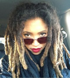 Ifeoma News on Youre such a beautiful mess. Embrace your rugged roots each loc on that temple of yours has a story of its own to tell. Tag a sistahs Dreadlock Hairstyles, Cool Hairstyles, Black Hairstyles, Wedding Hairstyles, Hair Inspo, Hair Inspiration, Freeform Dreads, Beautiful Dreadlocks, Anti Aging