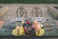 Pinkog Colorful Wedding In Arizona's Most Lovely Arcosanty | Wedding Ideas