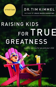 "By far one of my favorite parenting books to-date!  So much so that the definition of ""true greatness"" is written into the blessings we wrote for both of our daughters."