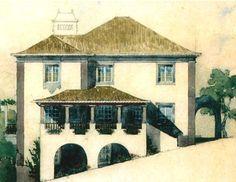 Sintra Deambulada: A casa que Raul Lino fez para um poeta de Sintra