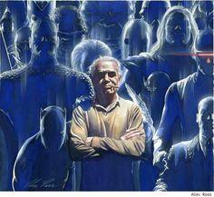 Jack Kirby by Alex Ross