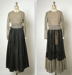 1946 House of Balmain Evening dress