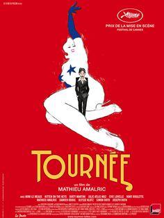 Tournée 2010 Mathieu Amalric