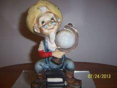 Figurine Vintage Antique Porcelain Ceramic by NAESBARGINBASEMENT, $12.00
